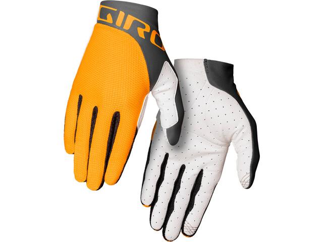 Giro Trixter Gloves, żółty/szary